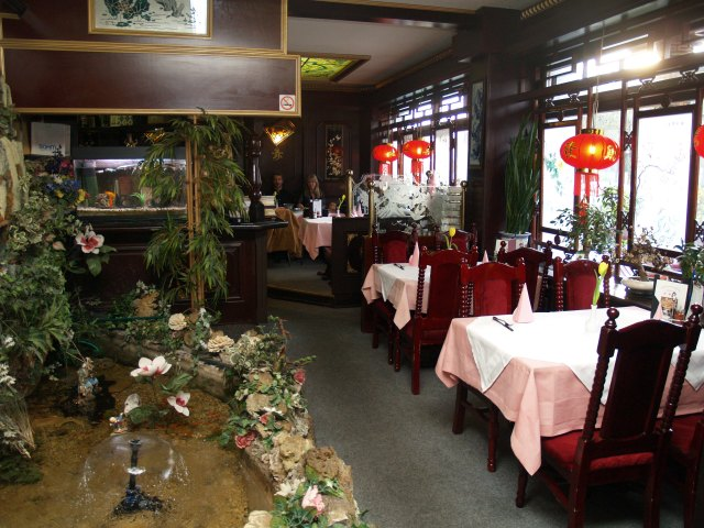 China Restaurant Bonsai in der Freisinger Landstraße 28