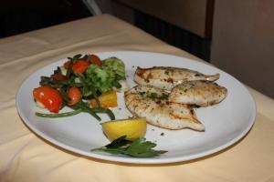 Calamari alla Griglia - Tintenfisch vom Grill