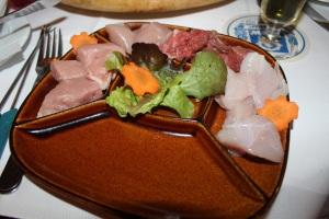 Fondue-Fleisch